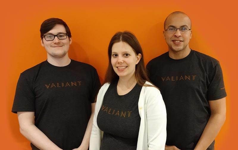 Valiant managed service experts