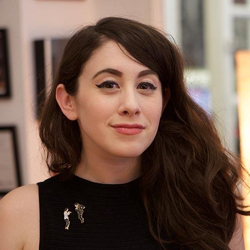 Tara Giancaspro, Executive Assistant