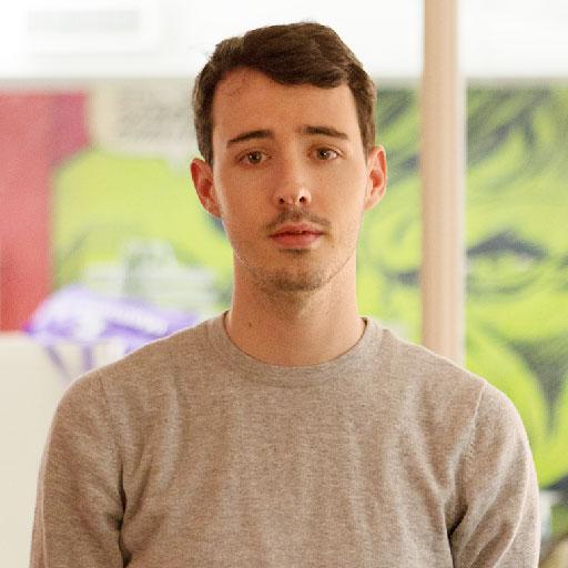 Ryan Loughran, Reactive Team Lead