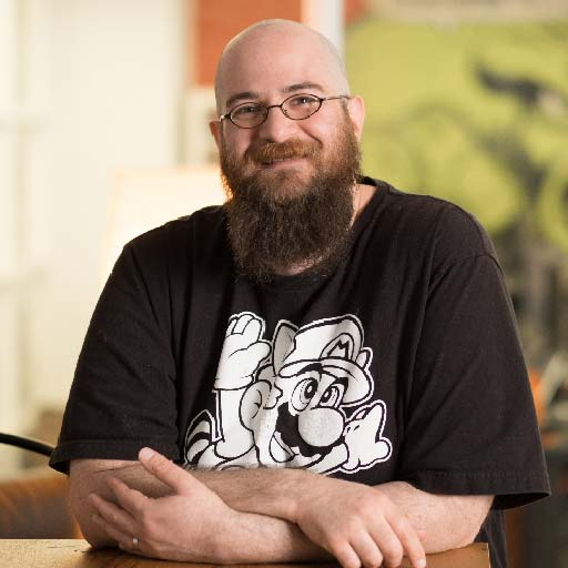 Justin Penchina, Systems Architect