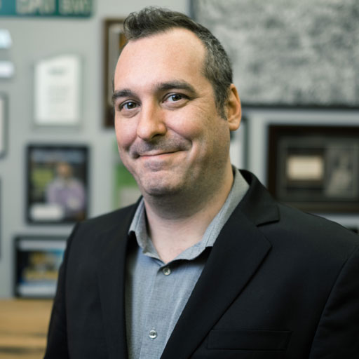 Brett Shagen, Reactive Service Technician