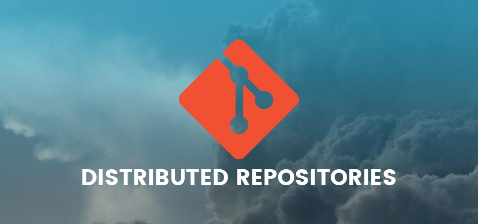 Distributed Git Repositories