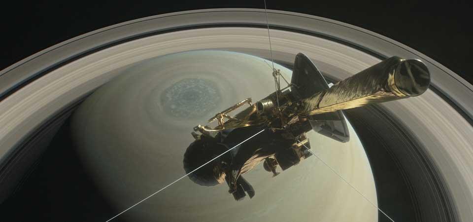 Looking Back: Cassini–Huygens