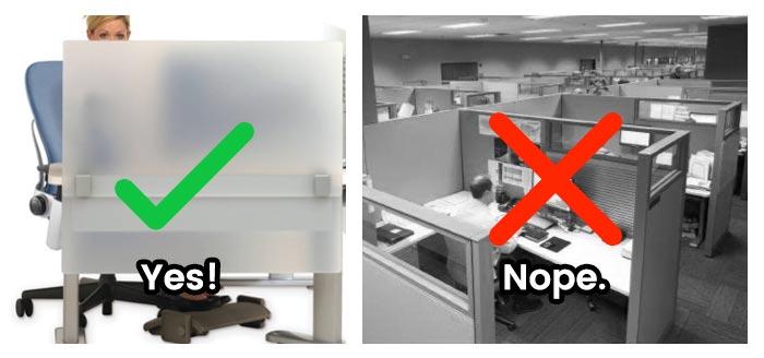 New workspaces