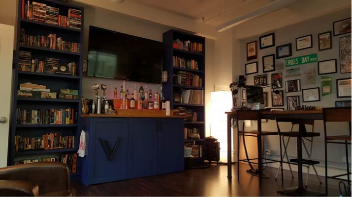 Valiant Office - 5th Floor