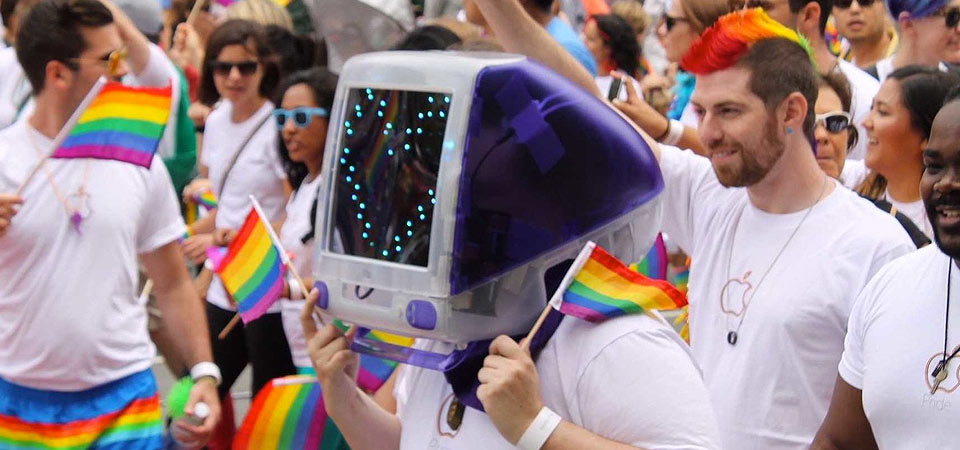 Tech Innovators Celebrate Pride