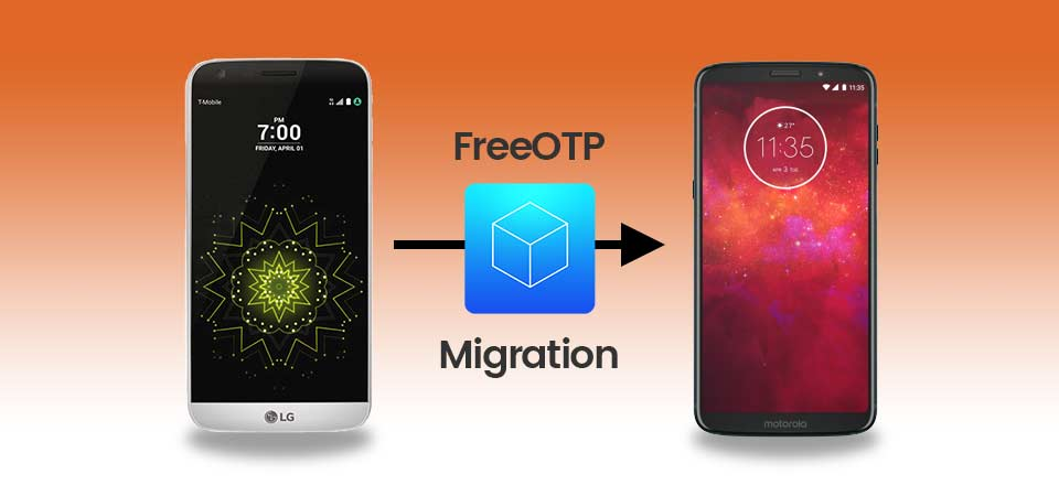 Migrating FreeOTP Data to a New Android Phone