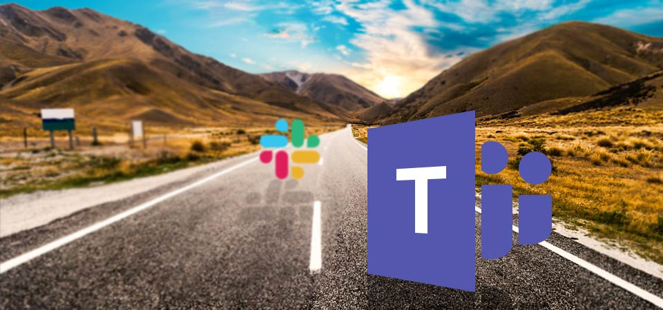 Microsoft Teams Adoption Soars while Slack… Slacks.
