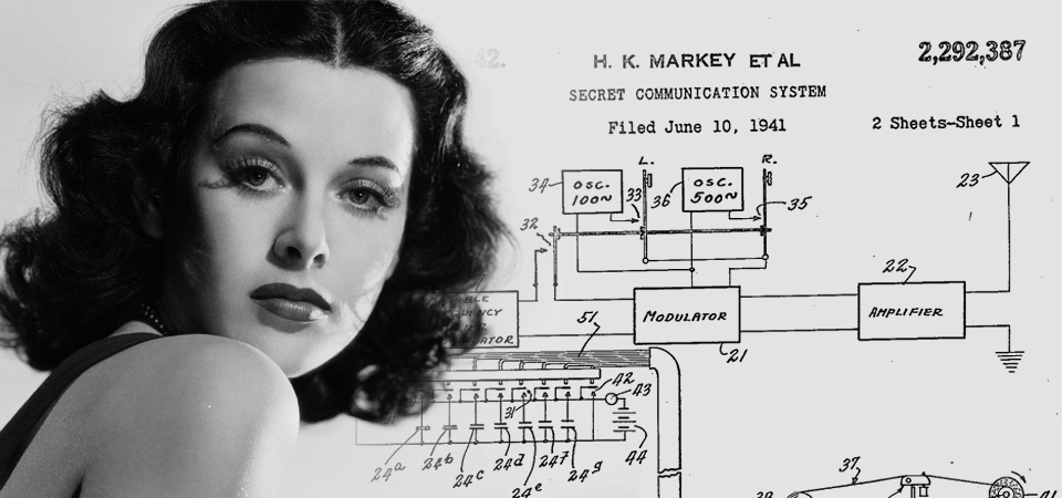 Hedy Lamarr and The Evolution of Wi-Fi