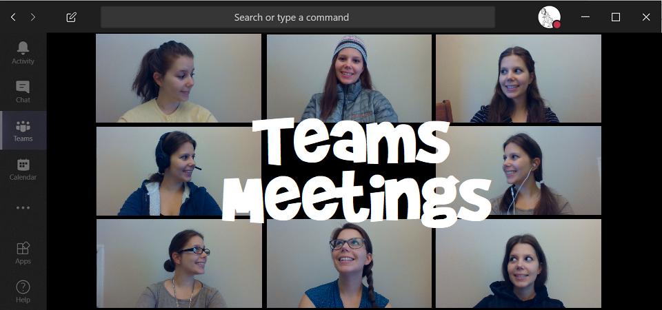 Teams Meetings are the New Conference Calls