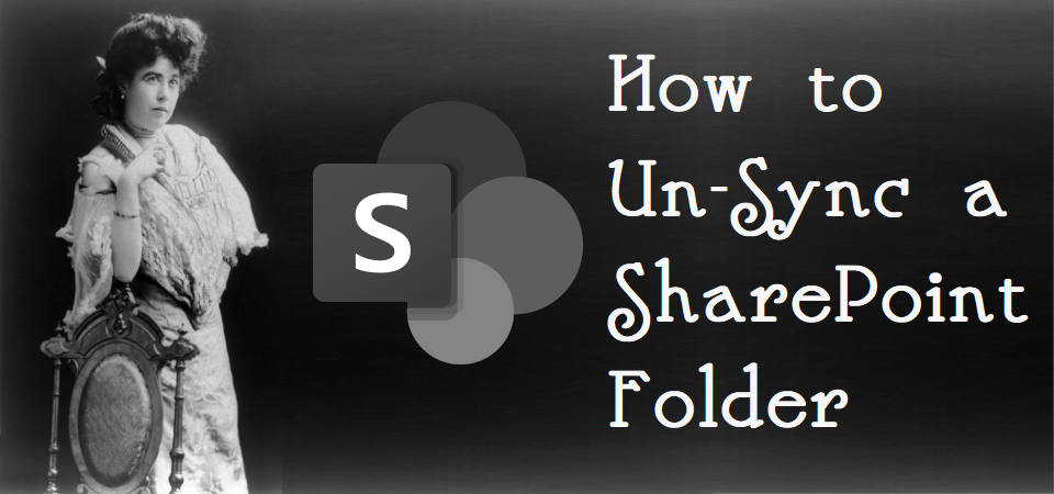 Stopping SharePoint Sync