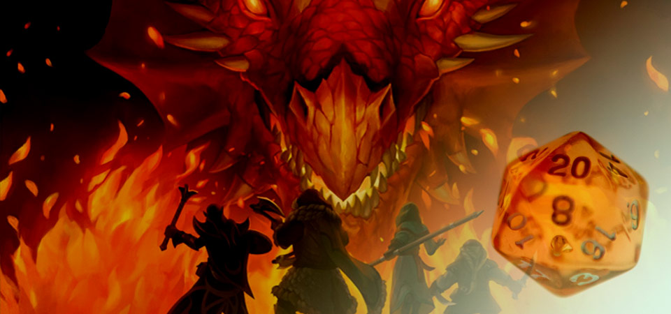 A Valiant Quest:  Our Team Plays Dungeons & Dragons