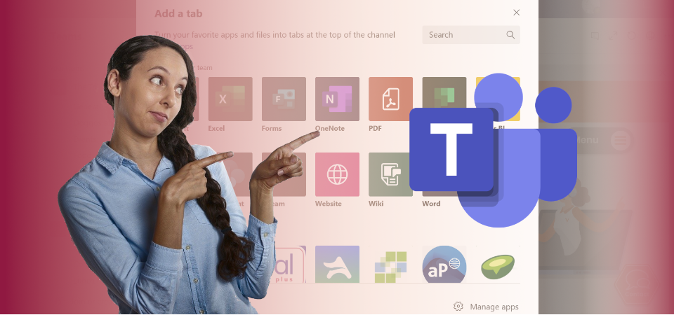 How to Add Tabs in Microsoft Teams