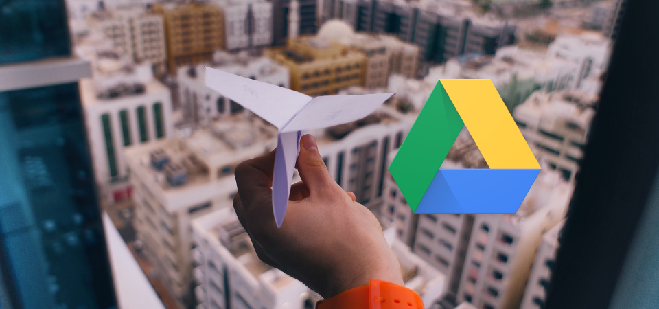 Setting Permissions when Sharing from Google Drive
