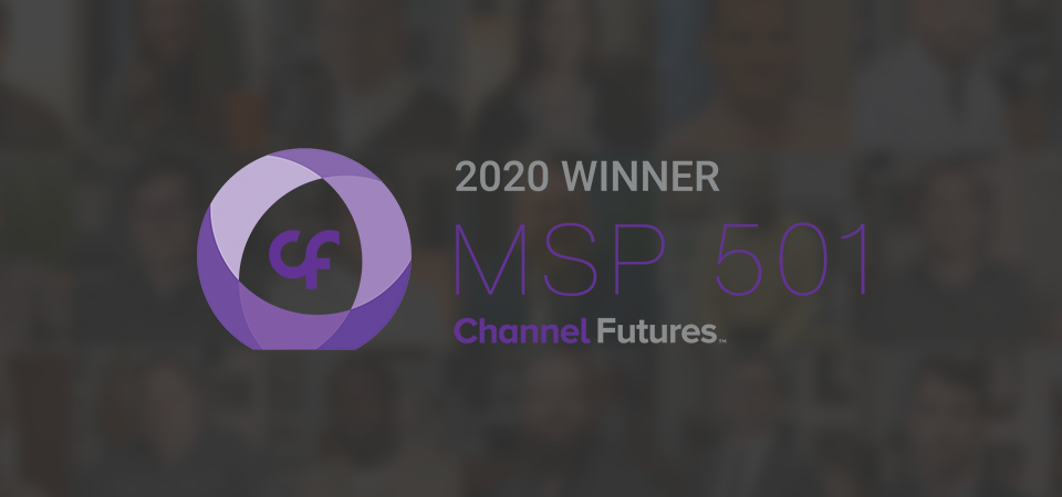Valiant Technology named to Channel Futures MSP 501 List!
