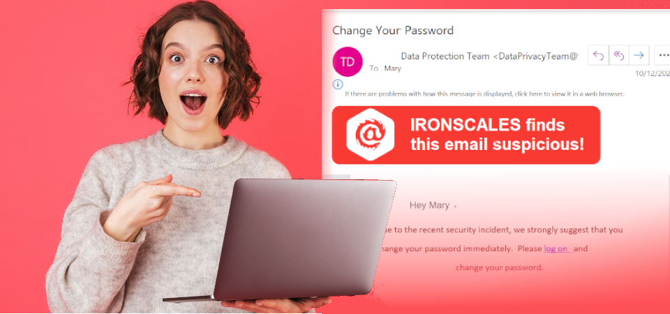 IronScales Phishing Protection Experience for New Users